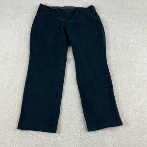 Lee Comfort Pants 20W Plus Size Black Stretch